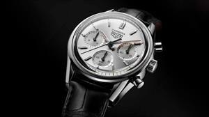 TAG Heuer celebra sus 160 años con este reloj