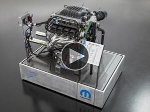 Video: HEMI 426 Hellephant, un V8 para modelos clásicos