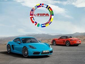 FIPA elige al Porsche 718 Boxster y Cayman como Auto del Año 2017 en la región