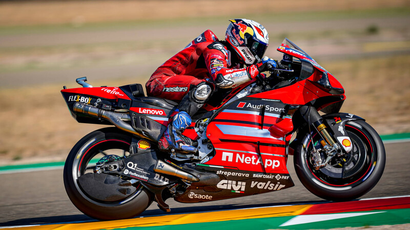 MotoGP 2020: Ducati gana el título de constructores