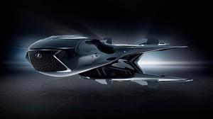 Men In Black: Ahora Lexus RC F es el que salva al mundo
