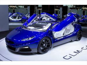 GLM-G4, un súper auto eléctrico japonés
