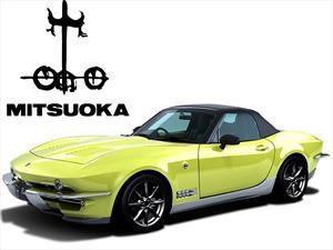 Mitsuoka Rock Star 2019, parece Corvette, pero MX-5 en realidad es