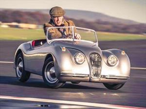 Conoce el Jaguar XK120 Mini Roadster