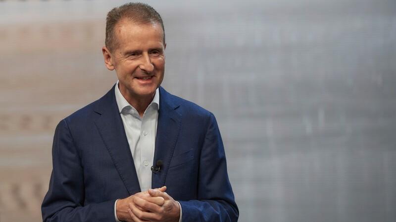 ¿Cuánto dinero ganó el CEO de Volkswagen Group en 2020?