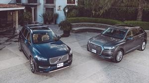 Volvo XC90 vs Audi Q7, ¿cuál es mejor?