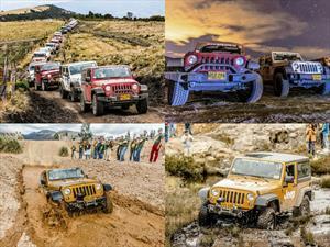 Tercera Edición de la Manada Familia Jeep en Villa de Leyva