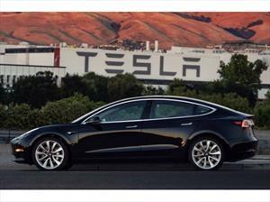 Tesla Model 3, al fin el Baby Tesla comienza su producción