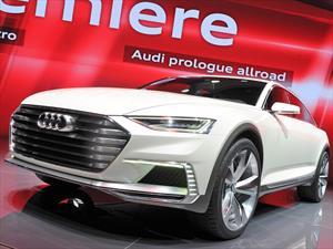 Audi Prologue Allroad Concept debuta
