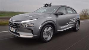 Hyundai Nexo, el SUV de hidrógeno rompe récord de distancia recorrida