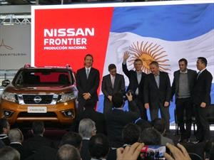 Se anunció oficialmente la producción en Argentina de la Nissan Frontier