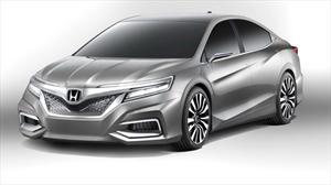 Honda Concept C se presenta en el Autoshow de Beijing 2012