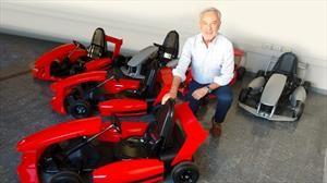 Eliseo E-Karts, la oportunidad para que tus hijos se sientan pilotos profesionales