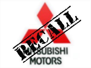 Mitsubishi hace recall para 175,000 vehículos