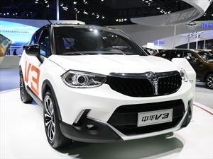 Top 10: Los peores clones chinos del Auto Show de Shanghai 2015