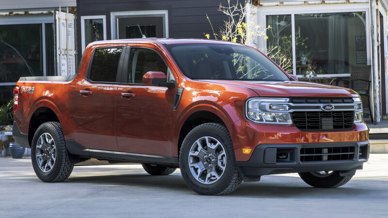 Ford Maverick la rompe en los Estados Unidos
