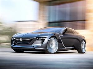 Opel Monza Concept debuta