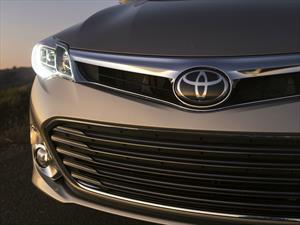 Toyota es el mayor fabricante de autos de 2014