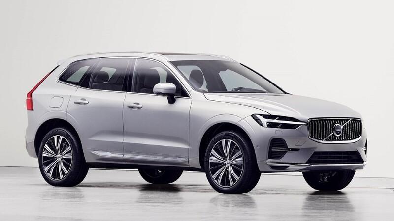 Volvo XC60 2022: Renovado tecnológica y estéticamente