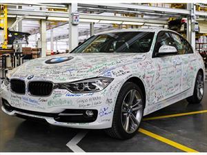 Planta de BMW en Brasil inicia operaciones
