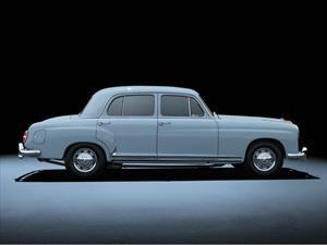 Galería: Las ocho generaciones del Mercedes-Benz Clase S
