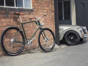 Morgan y Pashley lanzan elegantes bicicletas