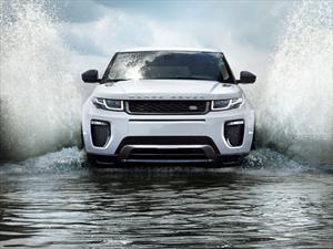 Range Rover Evoque se fabricará en Brasil