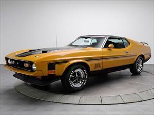 Ford Mustang Mach 1 volverá a la vida