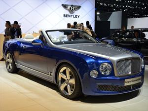 Bentley Grand Convertible, el lujo en su máxima expresión