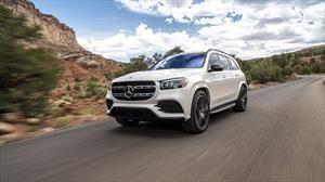 Probando el Mercedes-Benz GLS 2020