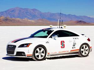 Audi obtiene permiso para probar sus vehículos autónomos en la vía pública