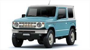 Este Suzuki Jimny Dronco rinde homenaje al legendario Ford Bronco