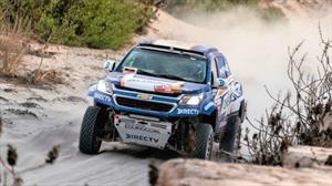 Chevrolet Dakar Team listo para el reto Dakar 2020