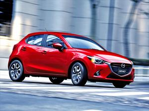 Mazda2 2016: Primeras fotografías oficiales