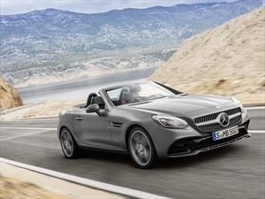 Nuevo Mercedes-Benz SLC, el sucesor del SLK
