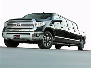 Toyota Tundrasine, la limo pick-up