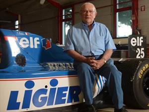 Falleció Guy Ligier