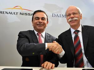 Mercedes-Benz fabricará autos en México