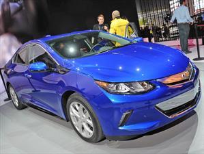El nuevo Chevrolet Volt es el Green Car of the Year