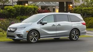 Honda Odyssey celebra 25 años de existencia con una edición especial