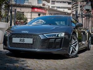 Esta es la segunda generación del Audi R8