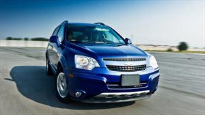 Chevrolet Captiva Sport 2012 a prueba