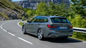 BMW Serie 3 Touring 2020 defiende el honor de las Station Wagon