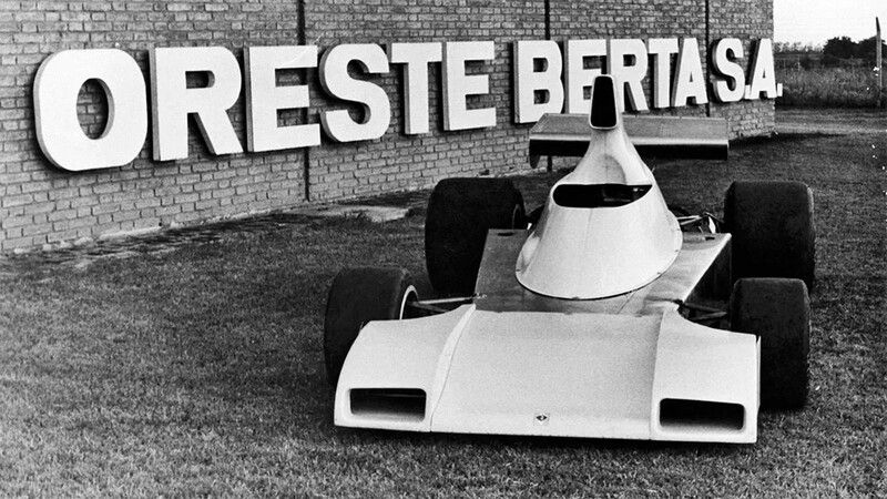 El F1 argentino de Oreste Berta