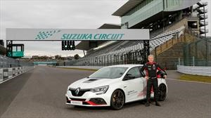 Renault sigue batiendo récords con el Mégane RS Trophy