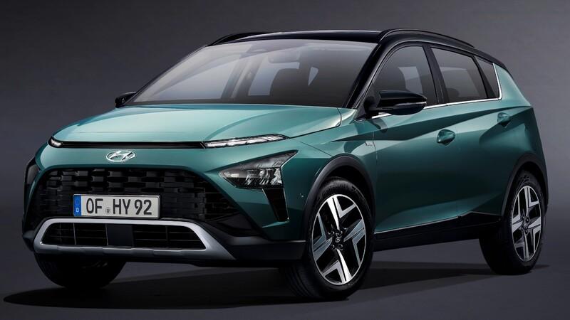 Hyundai Bayon 2022 debuta