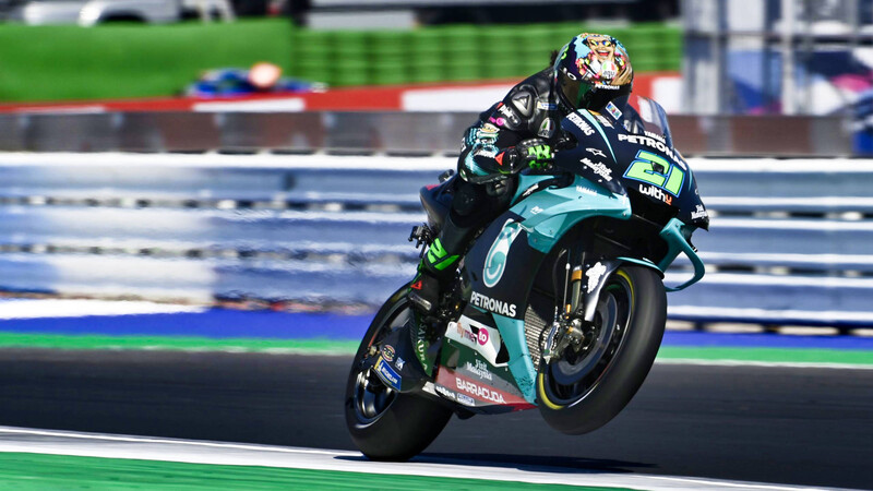 MotoGP 2020: los jóvenes se imponen en el Gran Premio de San Marino