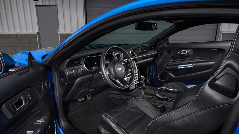 ¿Cuál es y dónde está el compartimiento secreto del Ford Mustang?