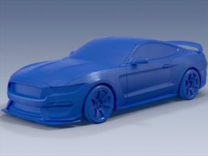 Puedes imprimir en 3D tu modelo Ford favorito