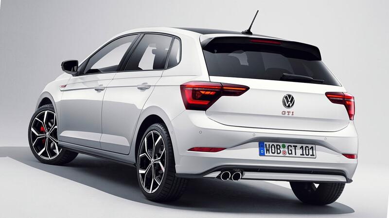Este es el Volkswagen Polo GTI 2022